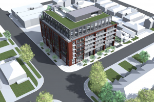 Unique midrise proposal on James North up for sale after LPAT appeal filed