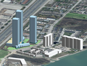 Major Stoney Creek Tower Proposal Updated in Second Submission