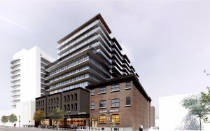14-Storey Midrise Proposed in the International Village