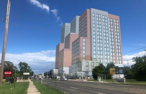 Three Student Rental Towers Proposed at Main and Rifle Range